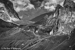 20170907-6306-Marmolada-bw (Rob_Boon) Tags: dolomieten italië marmolada silvefpro2 zwartwit italy robboon landscape blackwhite dolomites