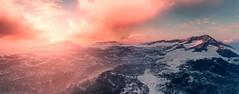 Sunrise Vista (Stachmoon) Tags: sunrise vista thehunter hunter call wild reshade video game gaming screenshot mountains winter snow