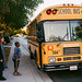 Boarding the School Bus