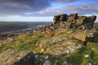 Leather Tor, Dartmoor National Park