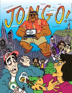 JONGO - illustrator poster