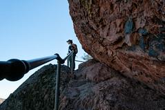 High Peaks Trail (_quintin_) Tags: hiking pinnacles california highpeakstrail stairs