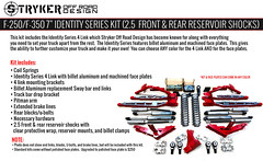 2017 ford kit 25 front and rear resi shocks coils (StrykerOffRoadDesign) Tags: stryker off road design 2017 ford super duty lift kits 4 link uprgade suspension kit upgrade performance 4x4 f250 f350 f450 powerstroke