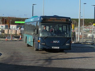 Arriva North East - 4659 - NK05GXO - ArrivaNE20170604