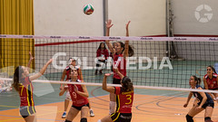 Xativa Voleibol SF - Hotels Ciutat CIDE Mallorca (Paula Marí)