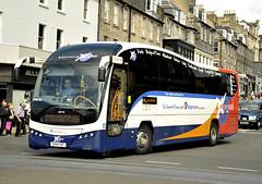 SV1FSF Stagecoach Fife 53719 (martin 65) Tags: stagecoach scottish scotland edinburgh lothian fife plaxton elite panther group coach coaches road transport public eastcoast vehicle bus buses