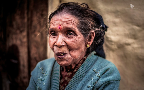Lady of Pachapulkkody Tribal Village