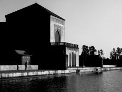 "Jardins de la Menara <a style=""margin-left:10px; font-size:0.8em;"" href=""http://www.flickr.com/photos/154835195@N06/24677366468/"" target=""_blank"">@flickr</a>"