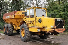 YKO 544X (Nivek.Old.Gold) Tags: 1981 volvo bm 861 dump truck cheffins cooper petercolbycommercials 6000cc