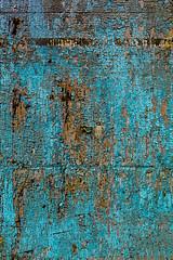 Blistered (justingreen19) Tags: america diy pennsylvania abstract battered blue city easternstatepenitentiary elements flakey flaking olddoor oxidation painttexture painting peeling peelingoff peelingpaint philadelphia philly restoration restore surface texture urban urbanabstract us oldpaint rusty crusty old justingreen19