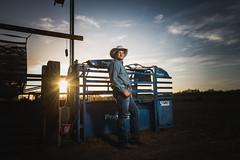 Senior Portraits in Parker, Arizona (Cactus Photo Company) Tags: arizona cowboy ranch farm senior portrait parker