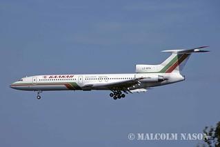 TU154M LZ-BTH BALKAN-BULGARIAN AIRLINES