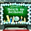 It's the time of the year... Back to School theme xmas party (joelCgarcia) Tags: philippines makati iphone6s backdrop backtoschool ayalabranch christmas2017
