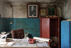 DSC00407 (I g o r ь) Tags: abandoned decay decayed rust urban forgotten lostplaces urbanexploration lenin ussr cccp sovietunion ленин communism sonya7 sonyilce7 stalin marx