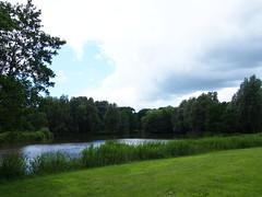View into the garden - Ekenstein (Henk van der Eijk) Tags: ekenstein lucaspietersroodbaard willemalberdavanekenstein tjamsweer groningen
