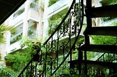 Taichung Taipei (eripope) Tags: film nikon taiwan taichung bilding green