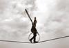 Balancing life (chinmaymohapatra) Tags: girl children india balance flicker