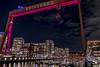 Harborside (mrsyclone) Tags: harborside sweden gothenburg pier night urban skyline sky göteborg port