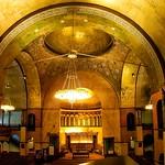 \Buffalo - New York - The First Presbyterian Church - Altar  - Ceiling thumbnail