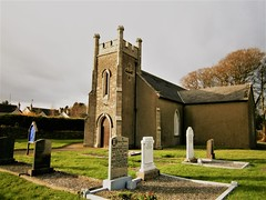 St Catherine's Church (Toome), Camolin (Kinsella Media) Tags: church building architecture ireland anglican episcopal irish eire eireann ire irl ie st catherines camolin wexford worship god religion religious heritage historic history graveyard headstone headstones granite 1823 autumn sightseeing