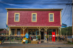 Fish & Chip Restaurant (Kev Walker ¦ 7 Million Views..Thank You) Tags: bluenose boats building canada canon1855mm canon700d clouds colonialsettlement colorfull digitalart fairhavenpeninsula hdr historic lunenburg novascotia panorama panoramic picturesque postprocessing ship town water waterfront worldheritagesite