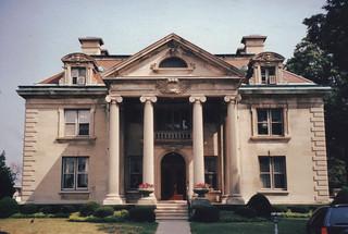 Jamestown  New York - Burgett and Robbins Law Firm – Ahrens Mansion
