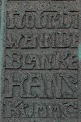 Wohr Di wenn de Blanke Hans kummt (michael_hamburg69) Tags: hamburg germany deutschland hansestadt landungsbrücken harbor hafen