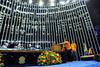 Jovem Senador 2017 (Senado Federal) Tags: plenário sessãoespecial jovemsenador2017 posse programasenadojovembrasileiro votação urna eleição mesajovem raissadesouzareis brasília df brasil bra