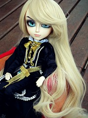 Irresistible (♪Bell♫) Tags: taeyang albireo battler harth weiss groove doll blue eyes