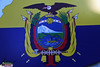 ESCUDO DE LA REPÚBLICA DEL ECUADOR. COAT OF ARMS THE REPUBLIC OF ECUADOR. (ALBERTO CERVANTES PHOTOGRAPHY) Tags: coatofarms escudo republicadelecuador ecuador illustration painting indoor outdoor blur retrato portrait luz light color colores colors brightcolors brillo bright photography photoborder colorlight sign escudonacional nationalemblem nacional emblem national shield buckler arms scute macro closeup writing