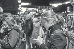 Not in this world... (.: mike   MKvip Beauty :.) Tags: sony⍺6500 sonyilce6500 sonyalpha6500 sonyalpha sony alpha emount ⍺6500 ilce6500 ibis кмзюпитер8 кмз юпитер8 kmzjupiter8silver kmz jupiter8 m39 silver 1962 vintagelens vintageprime primelens prime manuallens manualfocusing manual handheld availablelight naturallight backlight backlighting evening night nightlights portrait candid street shallowdof bokeh bokehlicious beyondbokeh extremebokeh smoothbokeh dreamy soft reflections mainstation karlsruhe germany europe monochrome monochrom blackwhite blackandwhite bw blancetnoir schwarzweis sw mth mkvip