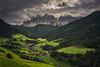 Leaving the Santa Maddalena valley ! (AdithetoS) Tags: adithetos apls dolomites gitzo italy nikkor nikon nikond800 northitaly september southtyrol adithetoscom autumn clouds constraction landscape manfrotto mountains nature peacks travel valley δολομίτεσ ιταλία μελουργόσ σεπτέμβριοσ άλπειεσ βουνά κοιλάδα κορυφέσ σύννεφα ταξίδι τοπίο φθινόπωρο φύση