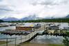 Colter Bay marina, Grand Teton NP, USA (Andrey Sulitskiy) Tags: usa wyoming grandteton