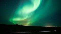 Waves (danielfj91) Tags: iceland northern lights nature landscape aurora auroraborealis borealis winter sky stars night