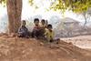 Kawardha - Chhattisgarh - India (wietsej) Tags: kawardha chhattisgarh india boys children sony a900 minolta 100 mm