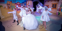 Tip Top's Cinderella (8th Dec 2017) (Mark Carline) Tags: cinderella panto pantomime tiptop gateway theatre tiptopproductions