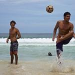 Boys at Leme Beach thumbnail