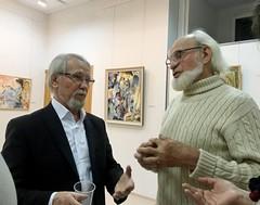 IMG_1969 (ivanov.orkoff) Tags: акимвов akimov akimoff sovietart exibition wystawa events exibitions research» russia russianartist rybkin painting photo art artmuseum21 arttists autor