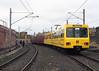 4051, 4044 South Shields railtour 10-3-90 (2) (6089Gardener) Tags: southshields southshieldssidings 4044 4051 metrocar