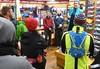 Running Room (Slater St) November 19, 2017 - P1120529 (ianhun2009) Tags: runningroomslaterst ottawaontariocanada november192017 winterrunning newsnow runninginsnow sundayrun 15kmrun