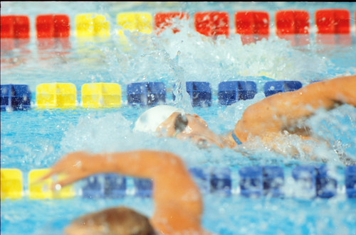 493 Swimming EM 1991 Athens