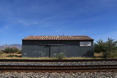 Willcox, Arizona (lars hammar) Tags: railroad traintracks willcox arizona