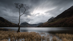 silver streaks (explore) (akh1981) Tags: buttermere cumbria clouds calm manfrotto mountains moody landscape lakedistrict lake nikon nisi outdoors travel tree water wideangle walking uk