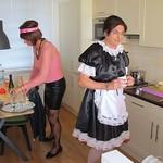 Lady and maid thumbnail