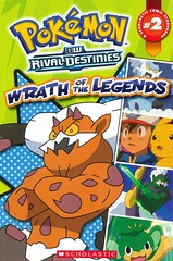Wrath of the Legends (Vernon Barford School Library) Tags: simchawhitehall simcha whitehall pokemon cartoons dueling fantasy fiction fantasyfiction graphic novel novels graphicnovel graphicnovels monsters televisionnovels televisionshows readinglevel grade2 rl2 vernon barford library libraries new recent book books read reading reads junior high middle vernonbarford fictional paperback paperbacks softcover softcovers covers cover bookcover bookcovers series 2 two scholasticcomicstorybook 9780545483780 comics
