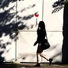 Thoughts of love ♥️ (darevskia) Tags: ifttt instagram love heart color colour redheart streets streetphotography shadows shadowhunters fotografiaderua sombra sombras coração amor sidewalk think inlove