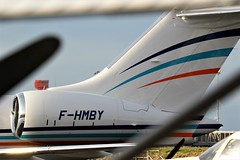 F-HMBY TAIL NEWCASTLE (toowoomba surfer) Tags: aircraft aviation aeroplane ncl egnt