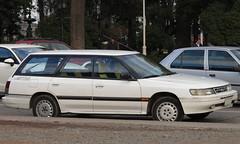 Subaru Legacy 1.8 DL Wagon 4WD 1992 (RL GNZLZ) Tags: stationwagon subaru legacy 1992 18 dl wagon 4wd