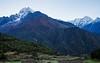 Namche Bazar _09_ Hinku Himal (Valentin Groza) Tags: himalaya nepal everest base camp trek trail namche bazar hinku himal ri kongde landscape mountain