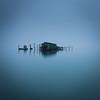 Venice No.5 (Pat Kelleher) Tags: venice italy longexposure blue square squareformat texture mood atmosphere patkelleherphotography